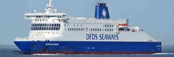 Change of guard in DFDS BU Channel
