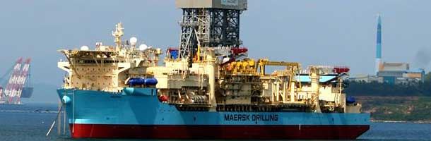 Maersk Drilling awarded one-well contract