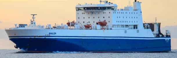DFDS adapts Northern Baltic ferry services