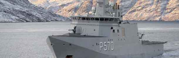 Denmark strengthens its arctic defence